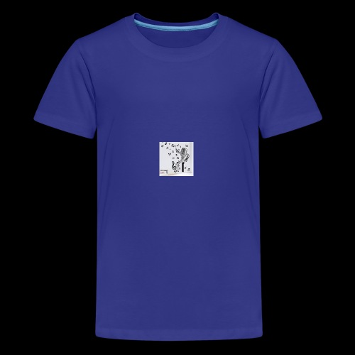 Music Mic - Kids' Premium T-Shirt