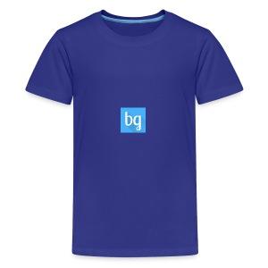 bg - Kids' Premium T-Shirt