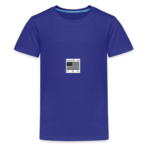 This is who I am - Kids' Premium T-Shirt