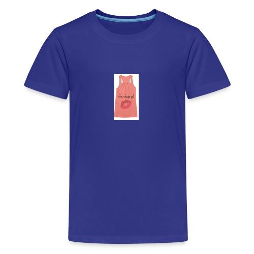 Chicago girl - Kids' Premium T-Shirt