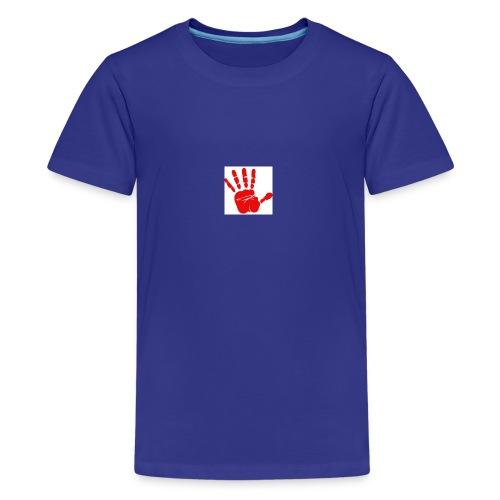 Victory high five - Kids' Premium T-Shirt