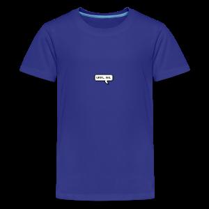 Um No. - Kids' Premium T-Shirt