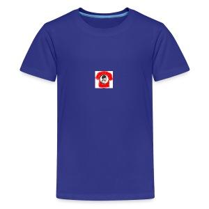 circle in one hoodie - Kids' Premium T-Shirt