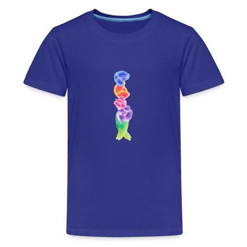 Watercolor Florals - Kids' Premium T-Shirt