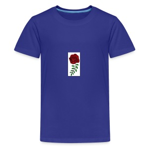 Rose Design - Kids' Premium T-Shirt