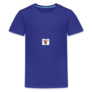 CrazyDog - Kids' Premium T-Shirt