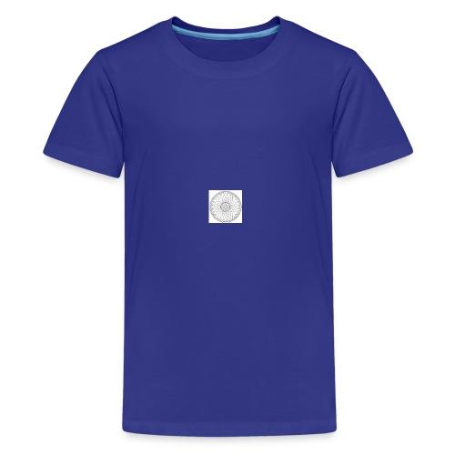 Mandala - Kids' Premium T-Shirt