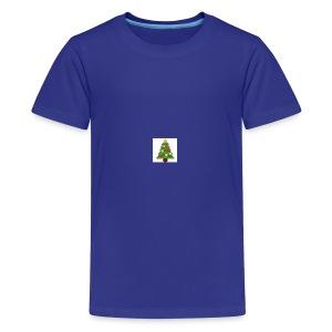 MoreWithDede christmas merch - Kids' Premium T-Shirt