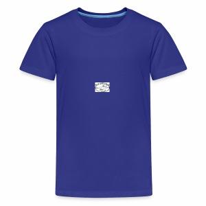 Canoes of the marshall islands - Kids' Premium T-Shirt