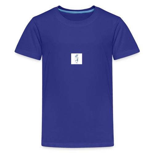 hassan abdi - Kids' Premium T-Shirt