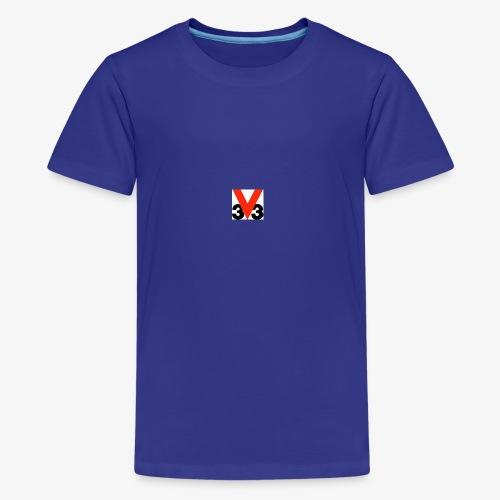 Mini Logo - Kids' Premium T-Shirt