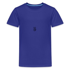 Peace J - Kids' Premium T-Shirt