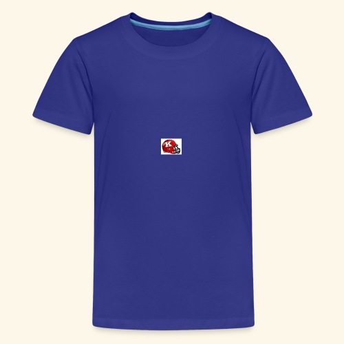 Kilgore bulldog helmet logo - Kids' Premium T-Shirt