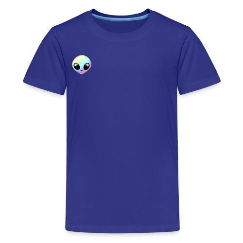 Marcianito tri-color - Kids' Premium T-Shirt
