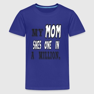 my mom - Kids' Premium T-Shirt