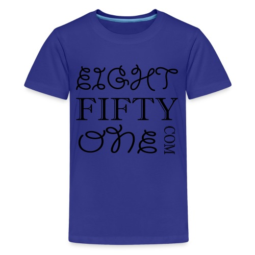 8:51 Square - Kids' Premium T-Shirt
