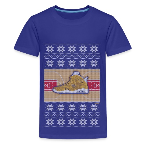Retro6Sweater - Kids' Premium T-Shirt