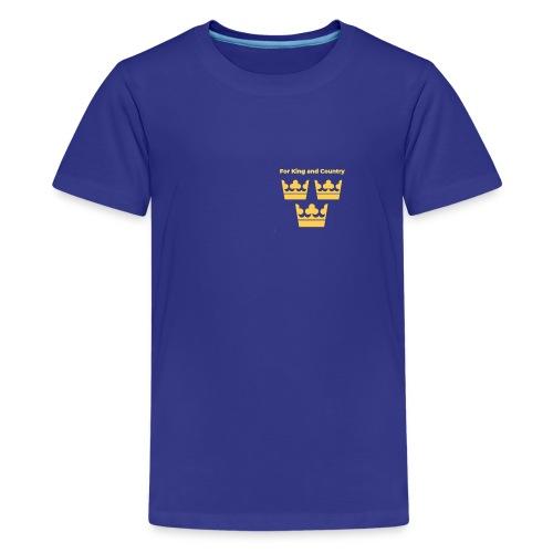 King & Counrty - Kids' Premium T-Shirt