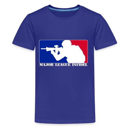 MAJOR INFIDEL - Kids' Premium T-Shirt
