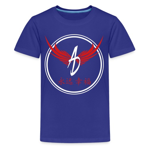 Happiness wings - Kids' Premium T-Shirt