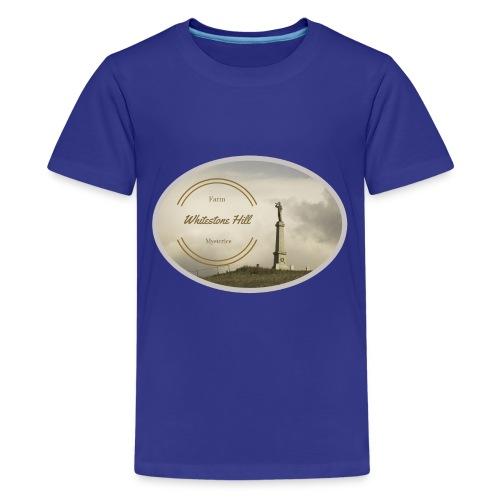 Whitestone Hill Farm Mysteries - Kids' Premium T-Shirt