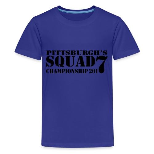 Pittsburgh_Squad - Kids' Premium T-Shirt