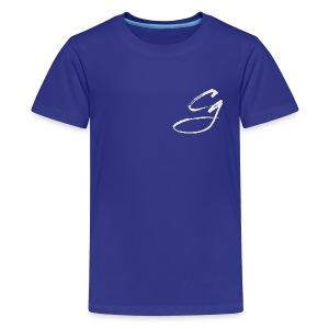 CorsaGamer Signature - Kids' Premium T-Shirt