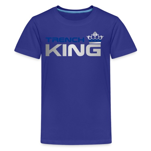 Trench King - Kids' Premium T-Shirt