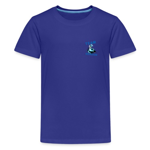 Team Blue Dragon - Kids' Premium T-Shirt