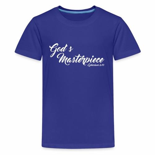 God's Masterpiece New Edition - Kids' Premium T-Shirt