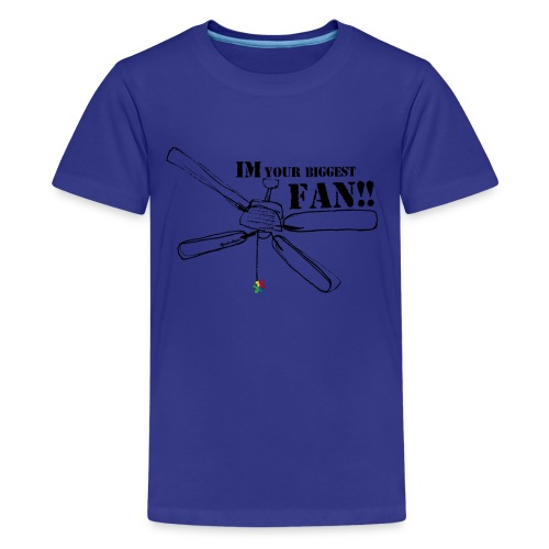 Puzzle Piece fan shirt - Kids' Premium T-Shirt