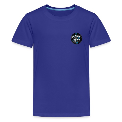 king jeet - Kids' Premium T-Shirt