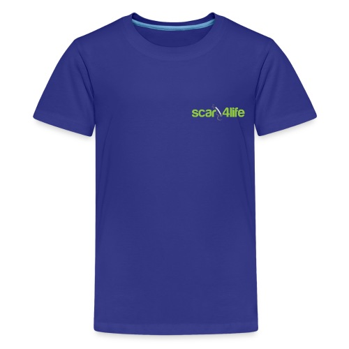 scar4life apparel/accesories - Kids' Premium T-Shirt