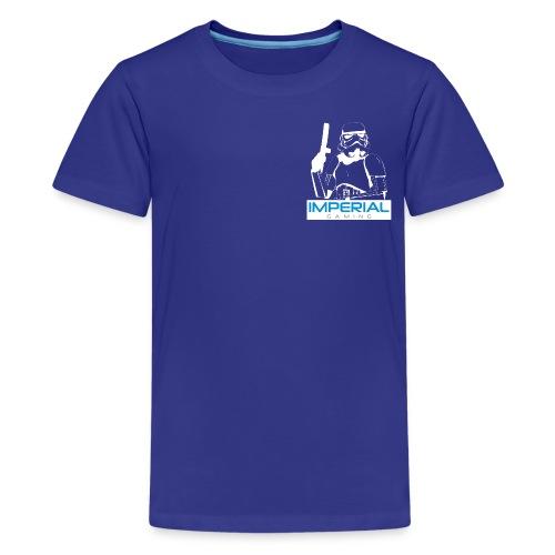 Imperial Gaming Stormtrooper - Gaming Community #5 - Kids' Premium T-Shirt
