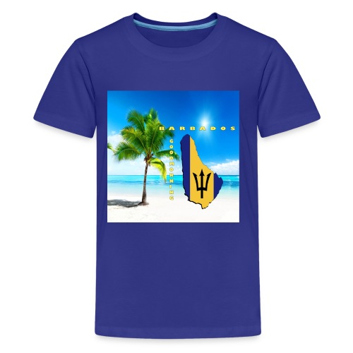 Barbados Good Morning - Kids' Premium T-Shirt