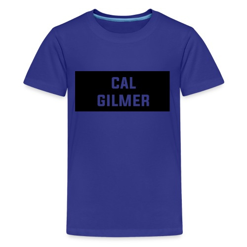 cal merch - Kids' Premium T-Shirt