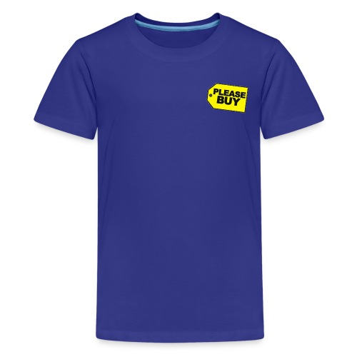Please Buy - Kids' Premium T-Shirt