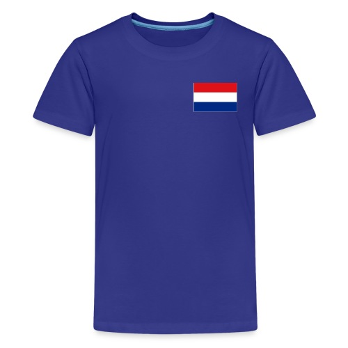 Dutch Flag - Kids' Premium T-Shirt