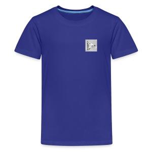 9 days left-diamond button - Kids' Premium T-Shirt
