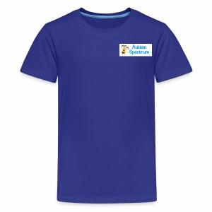 Autism Spectrum - Kids' Premium T-Shirt