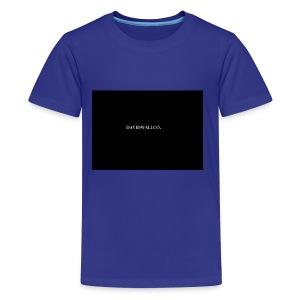 davidwallco. - Kids' Premium T-Shirt