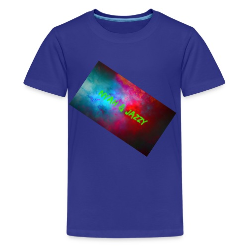 NYAH AND JAZZY - Kids' Premium T-Shirt