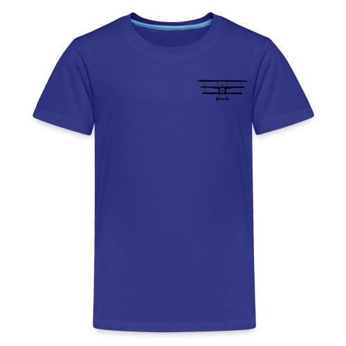 Fokker Plane - Kids' Premium T-Shirt