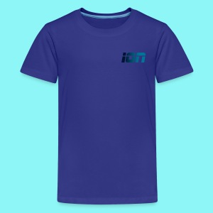 ION LOGO - Kids' Premium T-Shirt