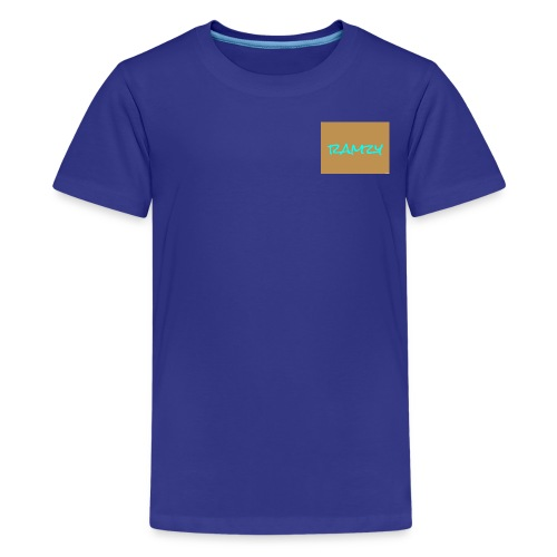 rmh boss 1 is very important because were the best - Kids' Premium T-Shirt