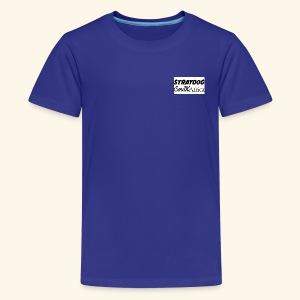 straydog clothing - Kids' Premium T-Shirt