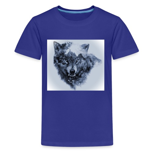 wallpaper1466342107b224c3 - Kids' Premium T-Shirt