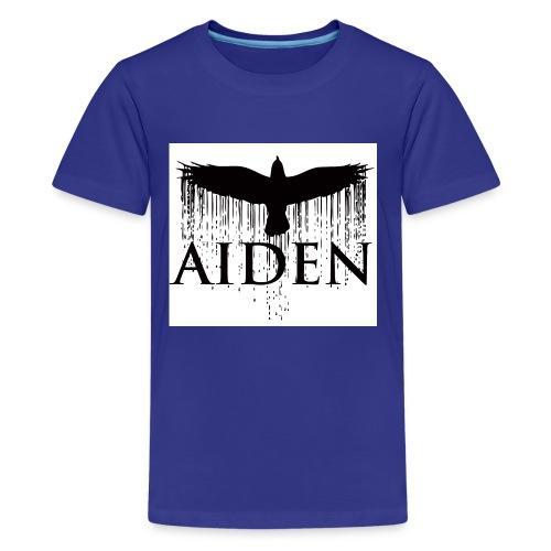Aiden/get some merch - Kids' Premium T-Shirt