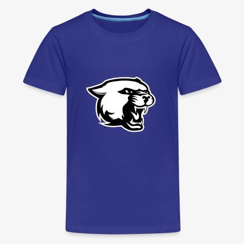 THE BLACK PANTHER - Kids' Premium T-Shirt