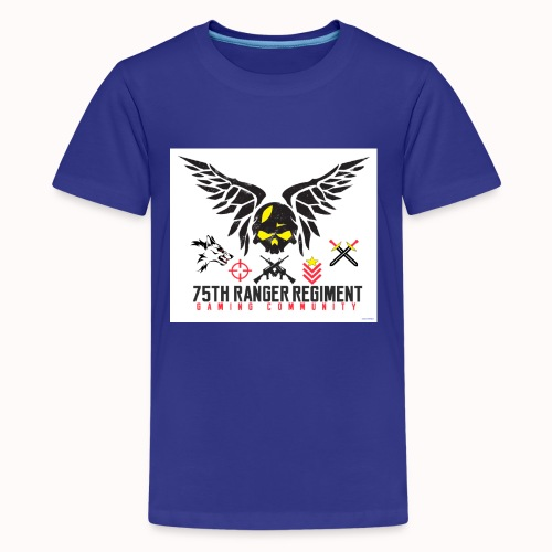 75th Ranger Regiment Gaming Community - Kids' Premium T-Shirt